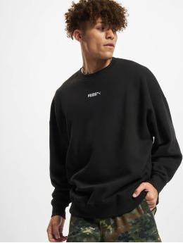 Puma Pullover Classics Oversized FL black