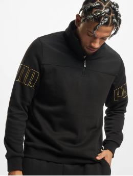 Puma Pullover Winterized Half Zip black
