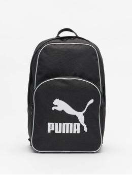 Puma rugzak Originals Retro  zwart