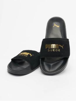 Puma Sandals Leadcat Suede black
