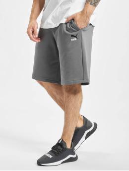 Puma Short Classics Emb gris