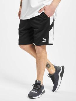 Puma Short Iconic Mcs 8` noir