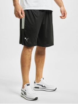 Puma Shorts Basketball Game schwarz