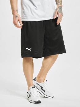 Puma Shorts Basketball Practice schwarz