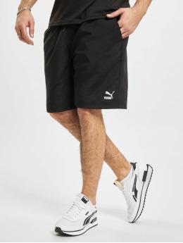 Puma Shorts Classics Logo WV schwarz