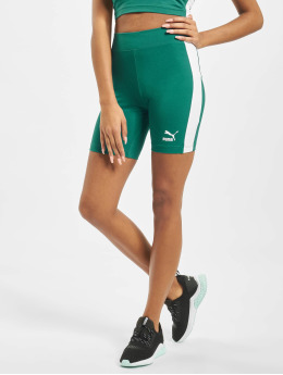 Puma Shortsit Classics vihreä
