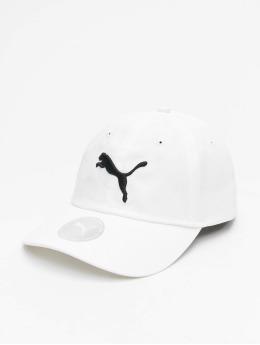 Puma Snapback Cap Essentials  weiß