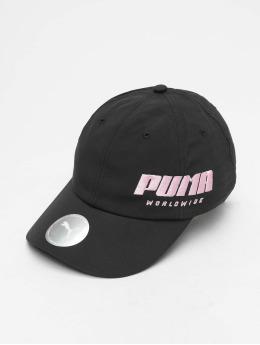 Puma snapback cap WS TZ  zwart
