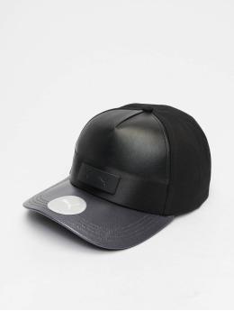 Puma Snapback Caps SG X Puma Style čern