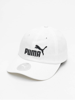 Puma Snapback Caps Essential  bialy