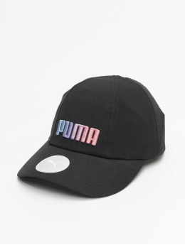 Puma Snapback Caps X SG Sport czarny