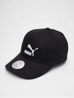 Puma Snapback Caps Archive Logo BB musta