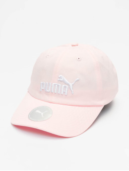 Puma Snapback Caps Essential růžový