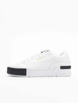Puma Sneaker Cali Sport Clean bianco