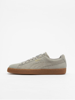 Puma Suede Classic Sneakers Elephant Skin/Puma Team Golden