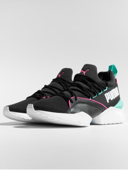 Puma Sneaker Muse Maia Street 1 schwarz