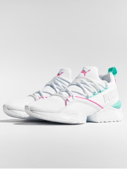 Puma Frauen Sneaker Muse Maia Street 1 in weiß