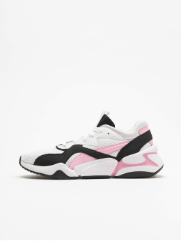 Puma sneaker Nova 90's wit