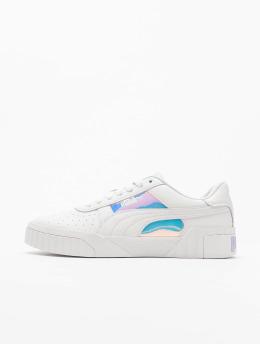 Puma sneaker Cali Glow wit