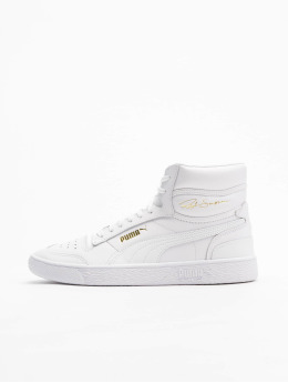 Puma sneaker Sampson Mid wit