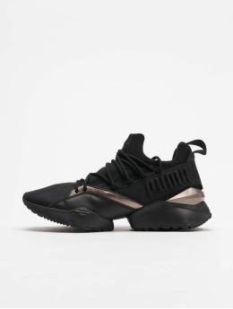 Puma sneaker Muse Maia Luxe zwart