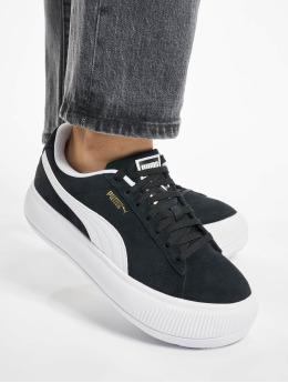 Puma Sneakers Suede Mayu èierna