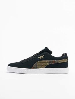 Puma Sneakers Suede Classic Flannel èierna