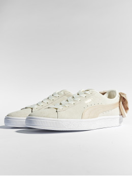 Puma Sneakers Suede Bow Varsity bezowy