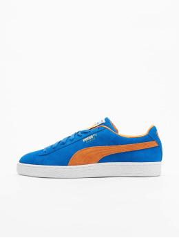 Puma Sneakers Suede Teams blue
