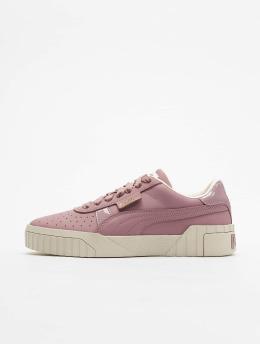 Puma Sneakers Cali Nubuck fioletowy