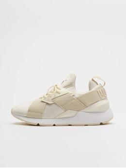 Puma Sneakers Muse Satin II hvid