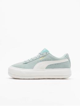 Puma Sneakers Suede Mayu modrá
