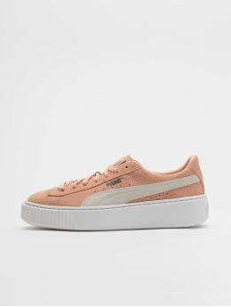 Puma Sneakers Suede ružová