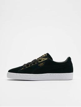 Puma Sneakers Suede Jewel Metalic svart