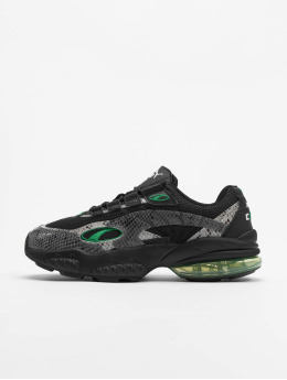 Puma / Sneakers Cell Animal Kingdom i svart