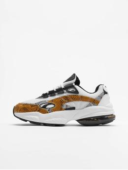 Puma / Sneakers Cell Animal Kingdom i vit