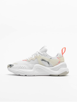 Puma Sneakers Rise Contrast white