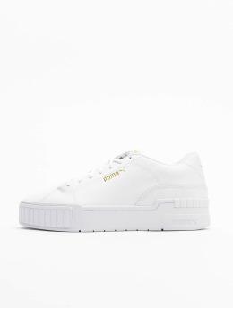 Puma Snejkry Cali Sport Clean bílý
