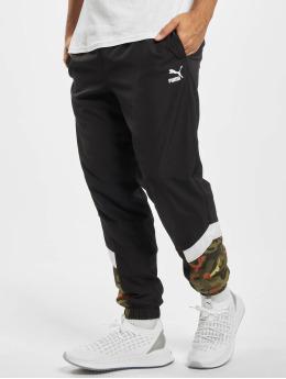 Puma Spodnie do joggingu Graphics  czarny