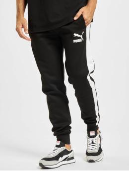 Puma Spodnie do joggingu Iconic T7 DK czarny