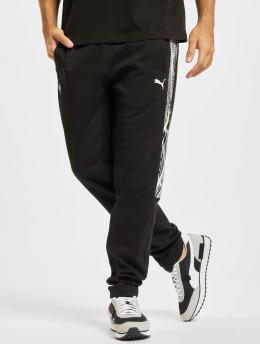 Puma Spodnie do joggingu BMW MMS T7 Slim Fit czarny