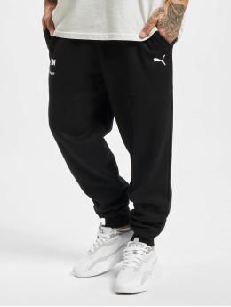 Puma Spodnie do joggingu BMW MMS Fl  czarny