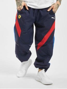 Puma Spodnie do joggingu SF Street niebieski