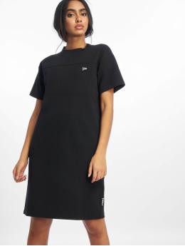 Puma Sukienki Downtown  czarny