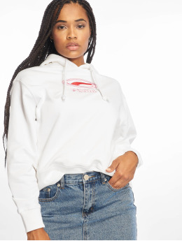 Puma Sweat capuche OG Cropped blanc