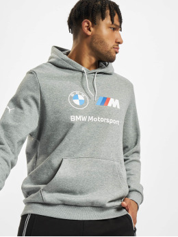 Puma Sweat capuche BMW MMS Fleece gris