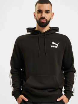 Puma Sweat capuche Iconic T7 noir
