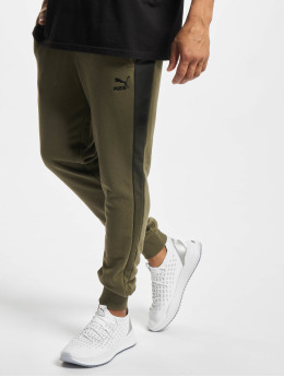 Puma Sweat Pant Between The Lines T7 olive