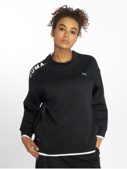 Puma Swetry Chase czarny