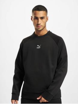 Puma Swetry Tech Crew DK czarny